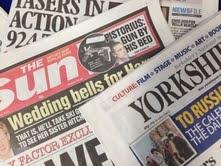 journalism week newspaper pix