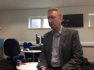 Adam Tomlinson, BBC Radio York