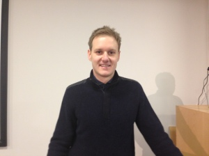 Football Focus' Dan Walker