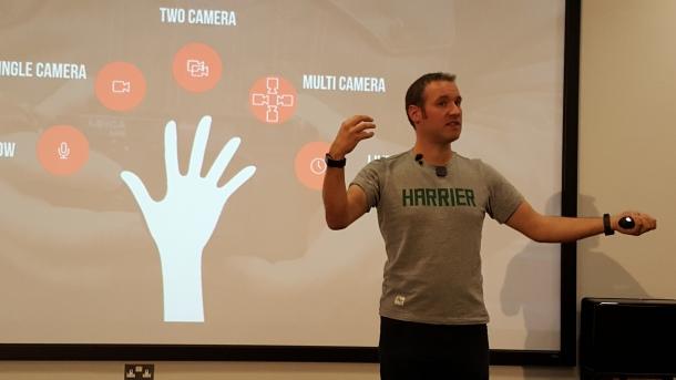 Blogger and Technology expert Christian Payne